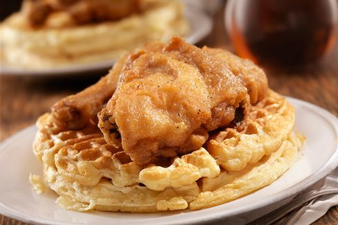 Popeyes Gives Americans the Chicken-and-Waffle Innovation We Craved