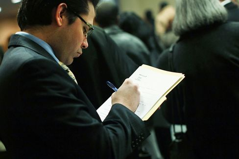 MBA Jobs Outlook: Cloudy at Best
