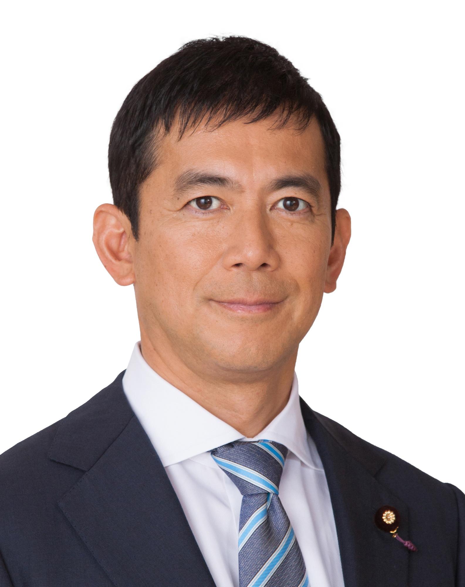 LDP Member Kenji Nakanshi