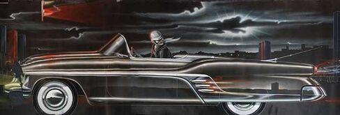 Cadillac Convertible Concept Car, 1951