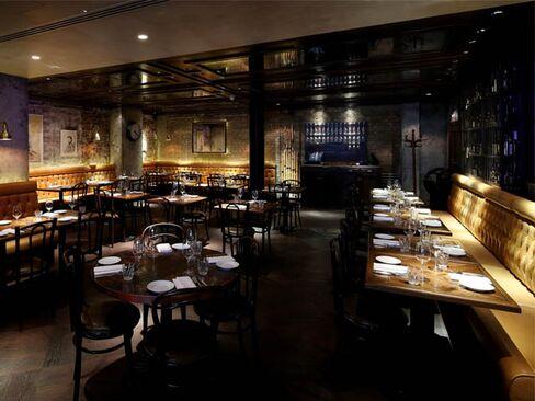 Jason Atherton's Social Eating House in Soho, London