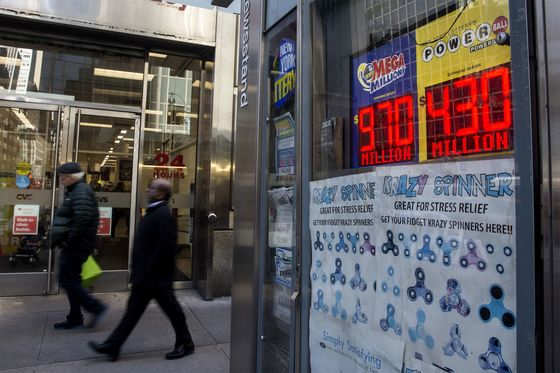 There's a $1 Billion Lottery Brewing