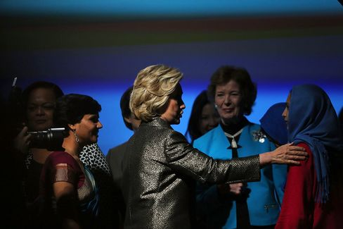 Melinda Gates, Clinton Foundation Release Report On Status Of Women And Girls