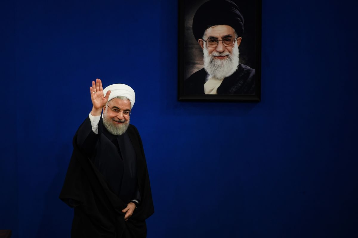 How Iran's Hard-Liners Got Campaign Boost From Trump