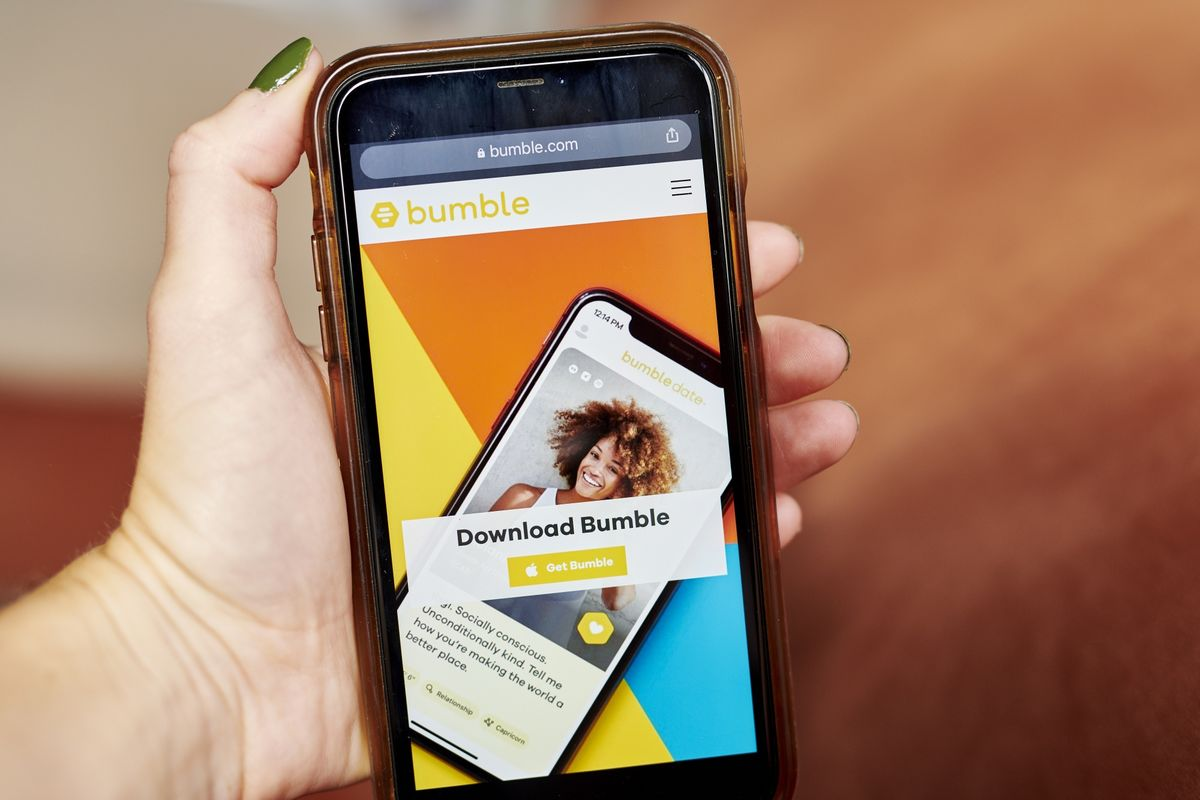 Bumble Is Said to Tap Goldman, Citigroup for IPO Next Year