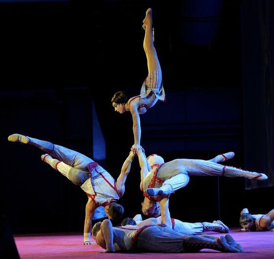 Cirque du Soleil Creditors Set to Reject TPG Group's Offer
