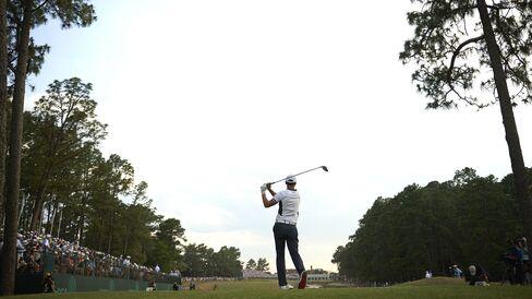U.S. Open at Pinehurst Resort in North Carolina.
