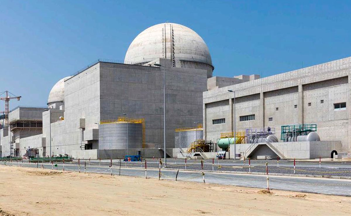 Arab World's First Nuclear Reactor Cleared for Startup