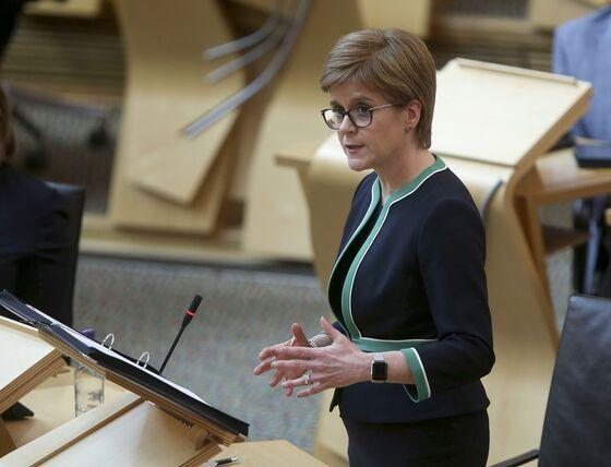 U.K.'s Tories Start War Gaming to Prevent Scottish Independence