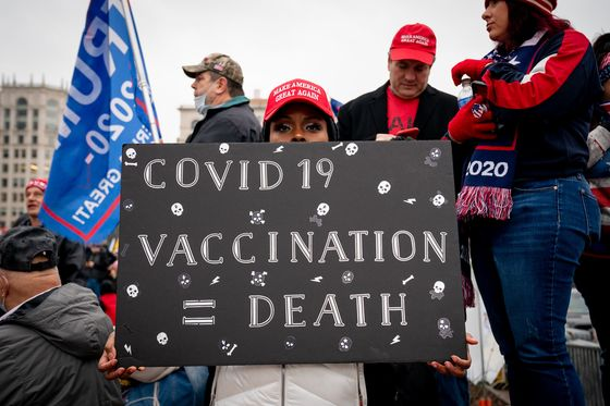 The U.S. Has the Shots It Needs, But Vaccine Doubt Is Prolonging the Pandemic