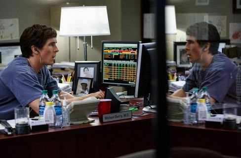 Bale in 'The Big Short'