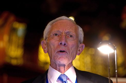 Israel's Central Bank Governor Stanley Fischer