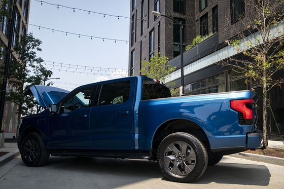 Ford Expands Electric-Truck Factory in Michigan as Demand Surges