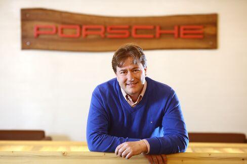 Peter Daniell Porsche
