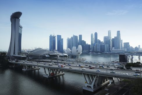Singapore Bonds Beat Peers in Shrinking AAA Pool