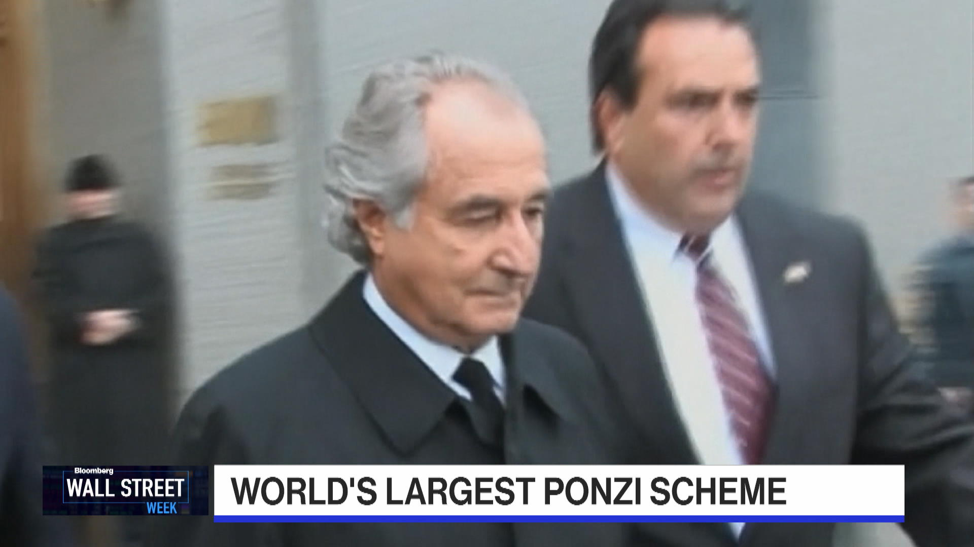 One More Thought: Bernie Madoff