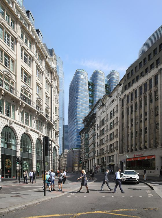 City of London Gets Second New Skyscraper Approval This Year