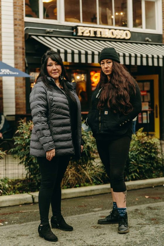 'My Runway Is Over': Covid Pushes a City Block to the Brink
