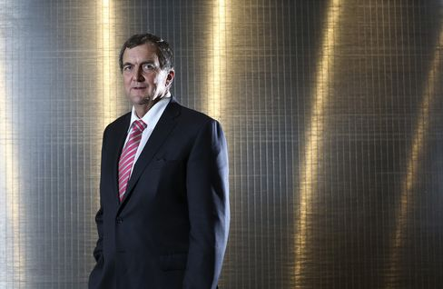 Randgold CEO Mark Bristow