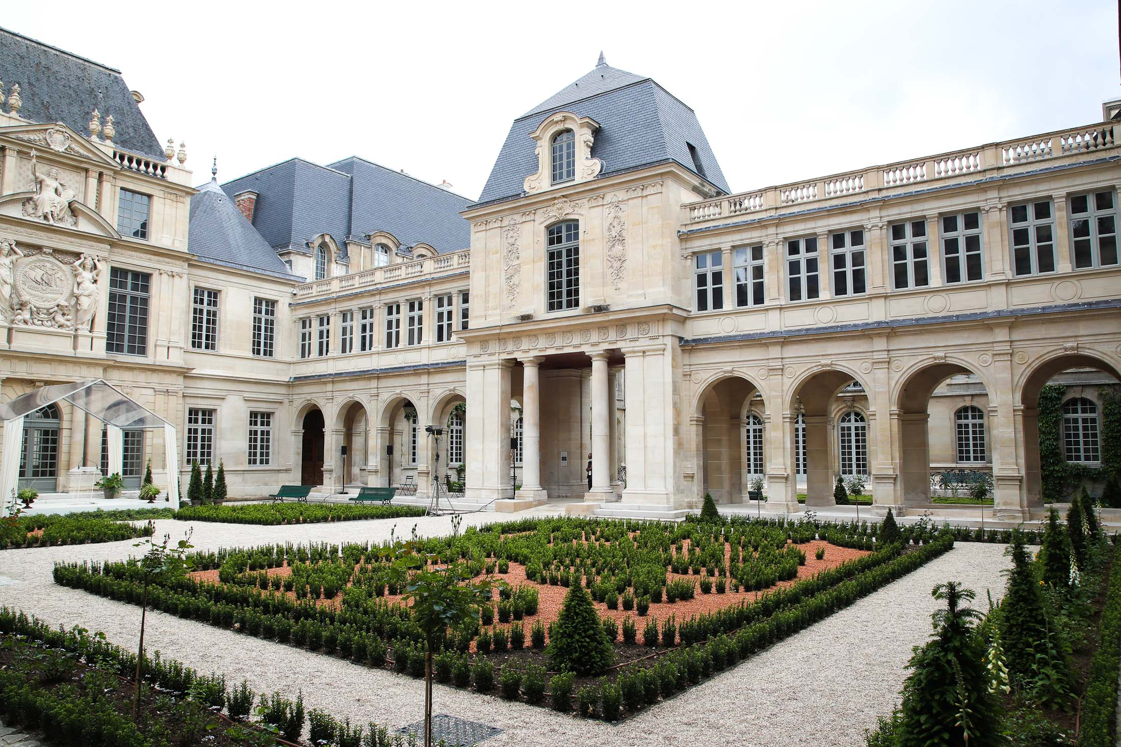 Musee Carnavalet Reopens After Its Renovation In Paris