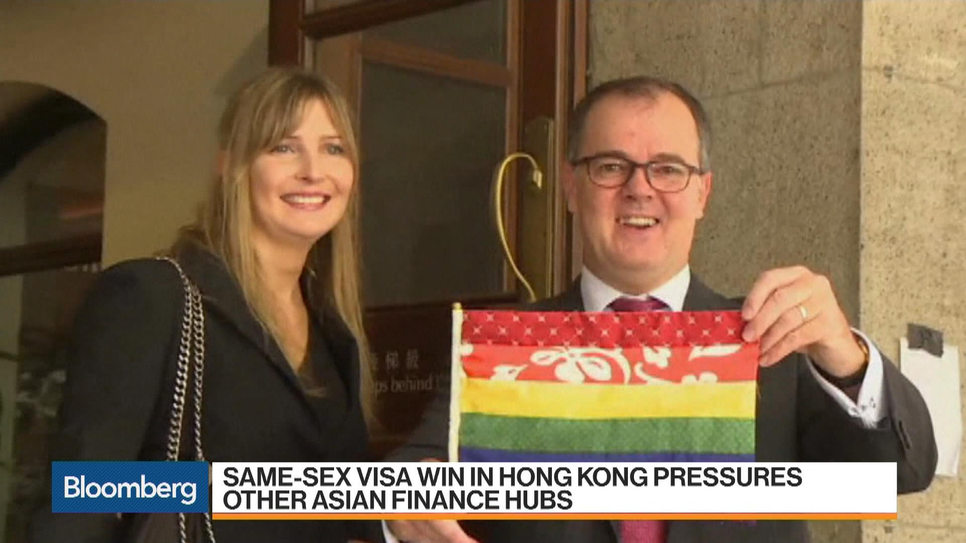 Same-Sex Visa Win In Hong Kong Pressures Other Asia -6685