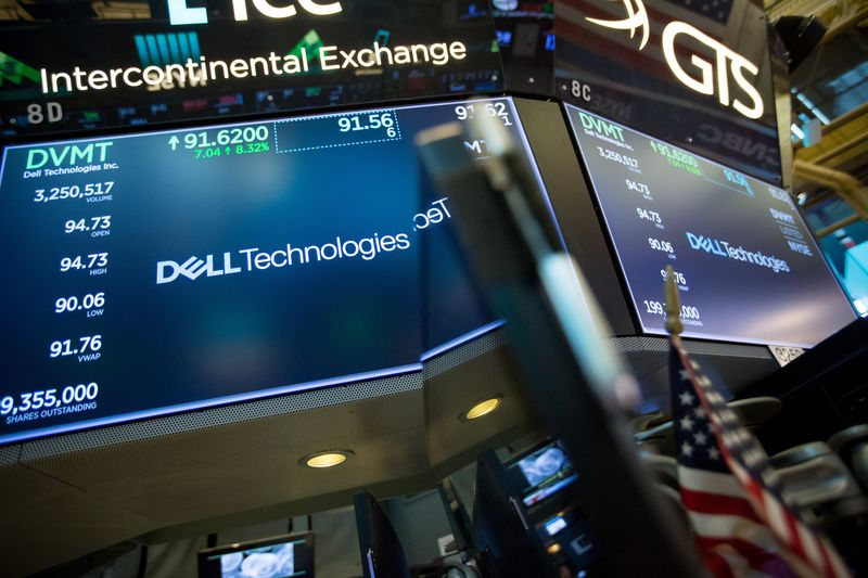 Dell Dvmt Earnings Good Numbers Wont Erase Deal Doubts Bloomberg