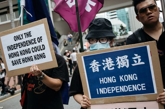 Hong Kong Radical Is Test Case in China's Bid to Limit Speech