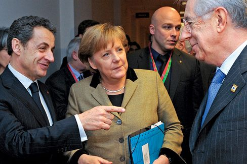 Now Italy's Monti Wants to Save Europe