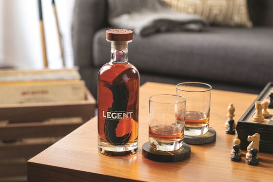 Jim Beam and Suntory Overcome Culture Clash to Make an Upscale Bourbon