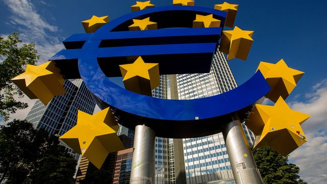 ECB Expands Stimulus to $2.4 Trillion as Monthly Purchases Slow
