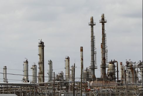 BP's Texas Refinery Sale Shows Volatile Industry's Decay