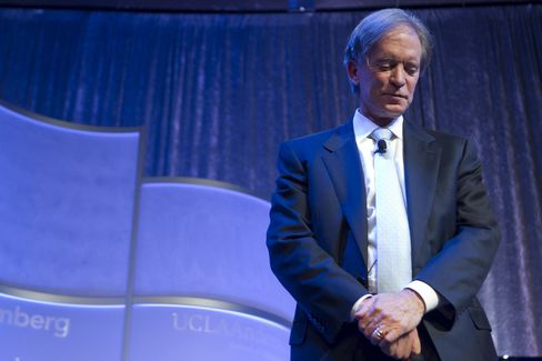 Janus Capital Fund Manager Bill Gross
