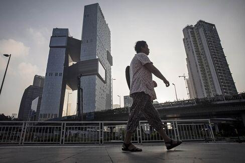 深圳のテンセント・ホールディングス(騰訊)ビル