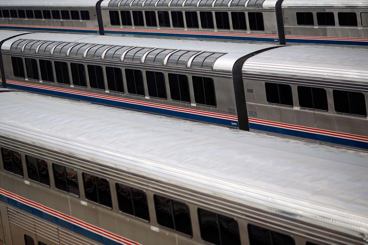 Amtrak Failed to Heed Work-Zone Speed Advice Before Fatal Crash