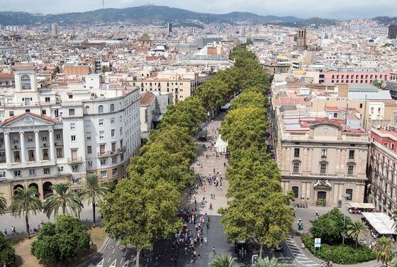 What It's Like to Visit Barcelona Right Now