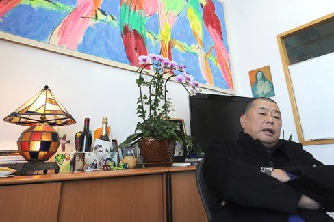 Jimmy Lai: What's the Hong Kong Media Mogul Up To?
