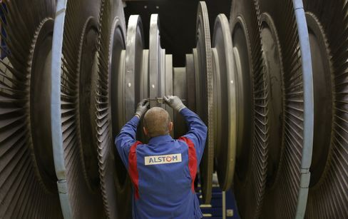 Alstom Deal Battle Shows GE to Siemens' Hunger for Gas
