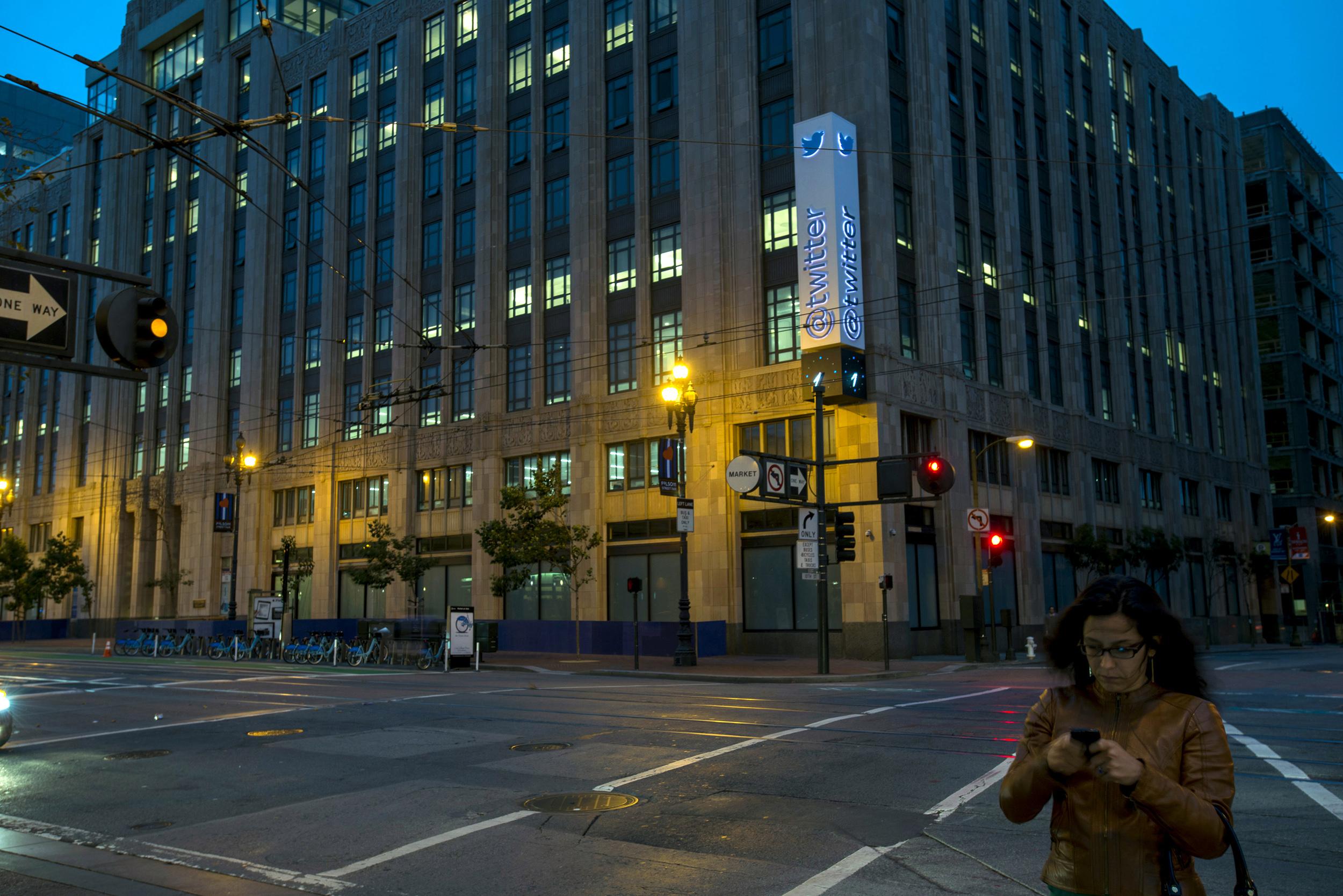 twitter san francisco office. Twitter San Francisco Office. Office A