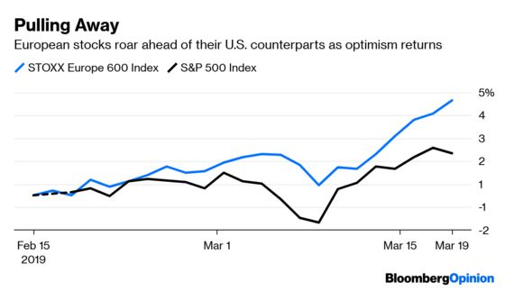 Goldilocks Is Getting Chased Out of the Markets