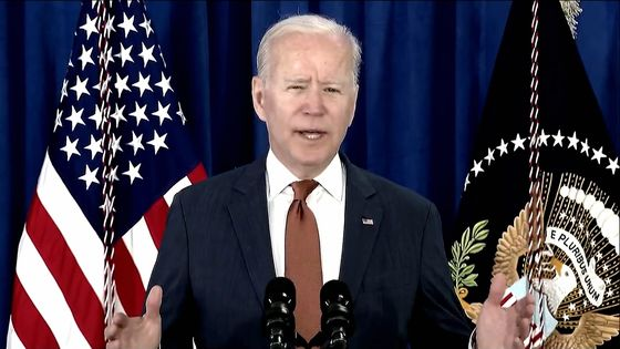 Biden Says Jobs Growth to Accelerate, Crediting His Plans