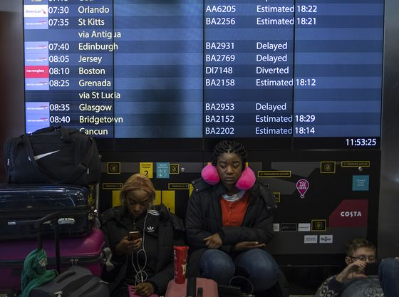 Gatwick Resumes Flights After Drone Causes Brief Suspension