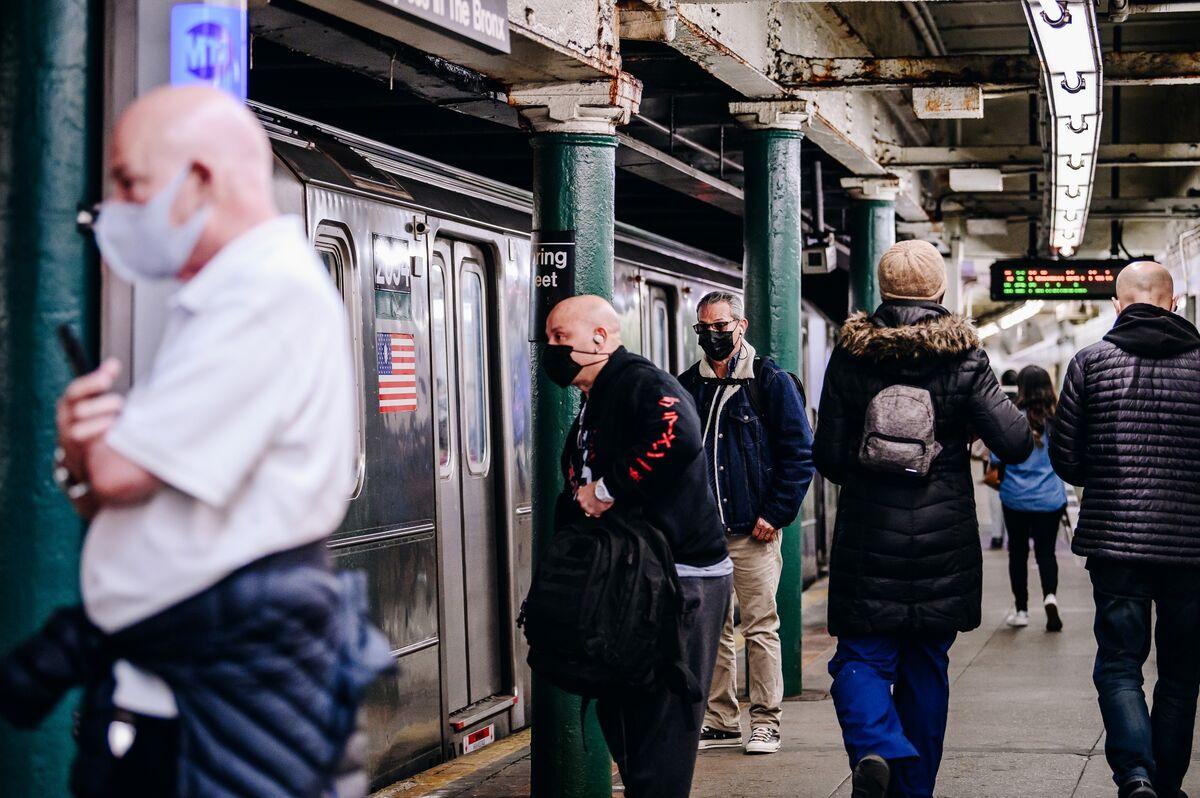 NYC Subway Ridership Reaches Nearly Half of Pre-Pandemic Levels thumbnail