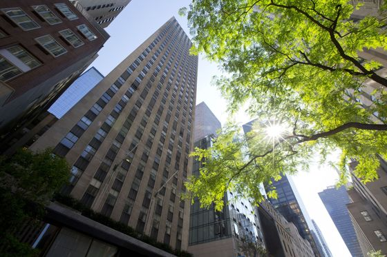 NYC Landlords Amp Up Covid Tests With Offices Still Mostly Empty