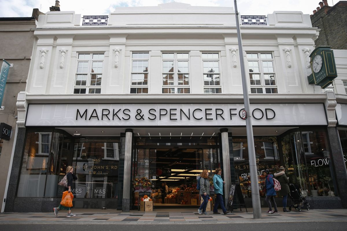 Marks & Spencer Emulates Whole Foods in Bid to Juice Up Food Arm