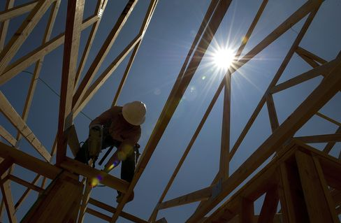 Housing Starts in U.S. Rose in June to Highest Level Since 2008