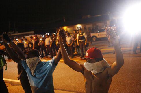 Ferguson Demonstrations