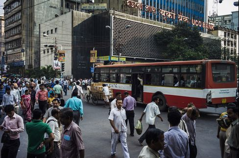 OECD Sees India's Economy Expanding 3.4 Percent this Year