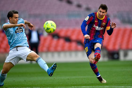 Barcelona Gives Up Messi's Star Power to Try Fixing Its Finances