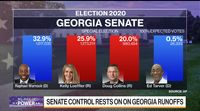 relates to Republicans Have Advantage in George Senate Runoff: Luntz
