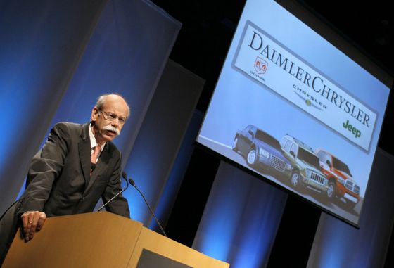 The Highs and Lows of Dr. Z's Daimler Tenure